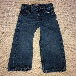 Levi's 2T blue jeans